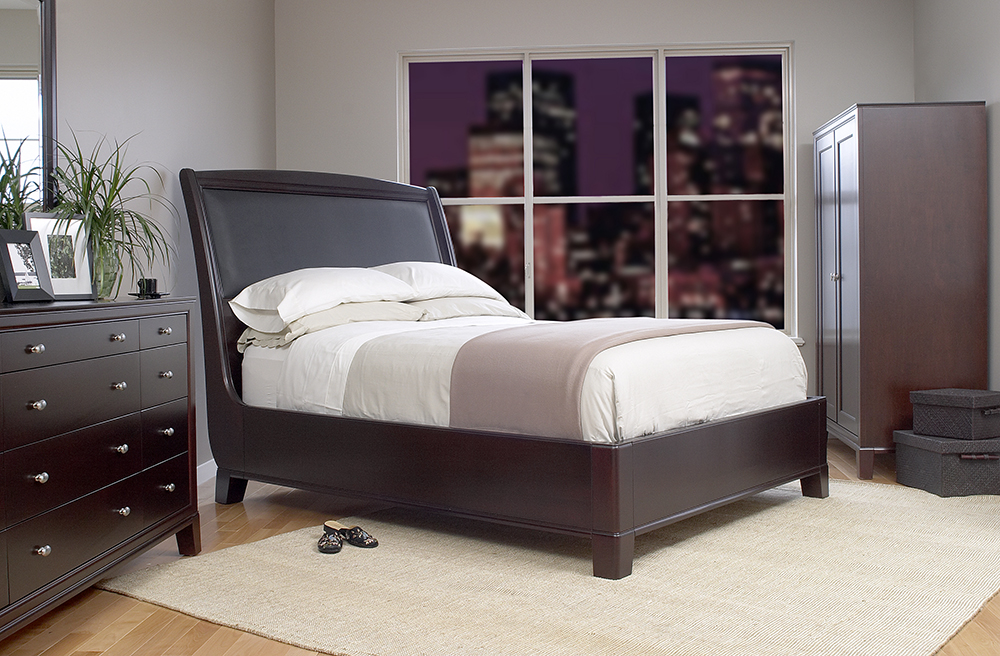 3035 sleigh bed